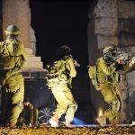 الاحتلال يعتقل 14 فلسطينيا بالضفة الغربية
