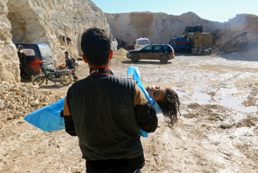 فيديو  باحث: كل الدلائل تشير إلى مسؤولية النظام السوري عن الهجوم الكيماوي