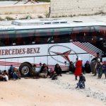 المرصد السوري: 4 آلاف شخص متوقفون منذ ساعات قرب حلب بعد إجلائهم