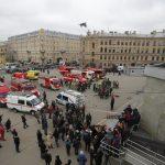 روسيا تصدر أحكاما بسجن 11 أدينوا بتدبير تفجير مترو سان بطرسبرج