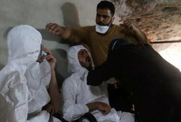المخابرات الفرنسية تحمل القوات السورية مسؤولية الهجوم الكيماوي