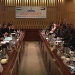 بدء جلسة لجنة التشاور السياسي بين مصر والسودان