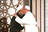 هكذا علق البابا فرانسيس على صورته مع شيخ الأزهر عبر «إنستجرام»