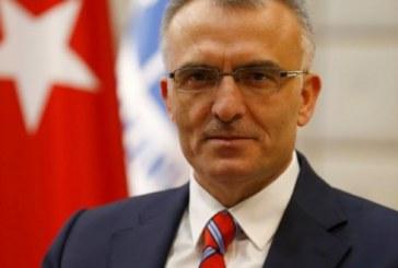 وزير المالية التركي: خفض معدلات التضخم والبطالة على أولويات الحكومة