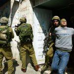 جيش الاحتلال يعتقل 12 فلسطينيًا في القدس والضفة الغربية