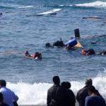 انتشال 5 جثث وإنقاذ 185 مهاجرا قبالة سواحل ليبيا