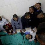 استشهاد طفل فلسطيني متأثرا بجراحه في رام الله