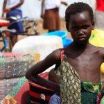 الأمم المتحدة: فرار مليوني طفل من جنوب السودان بسبب الحرب والمجاعة