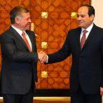 فيديو| القضية الفلسطينية على رأس قضايا القمة المصرية الأردنية