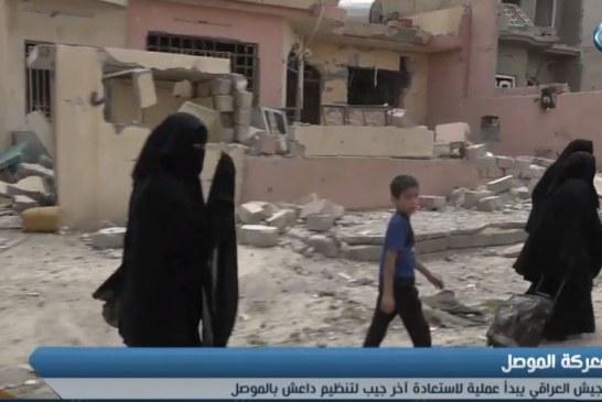 فيديو| ناجون عراقيون يرون قصصا مروعة عن أوضاع المحاصرين تحت سيطرة داعش