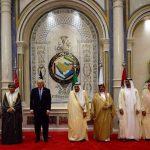 ماذا قال قادة العرب لترامب؟