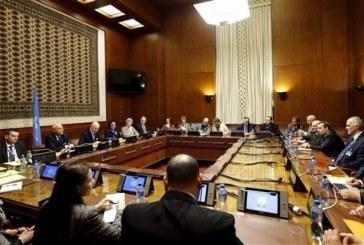 فيديو  موفد الغد: توقعات باتفاق بين الحكومة السورية والمعارضة في «جنيف 6»