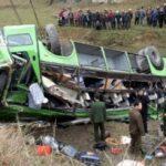 مقتل 11 طفلا بتحطم حافلة في الصين