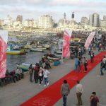 انطلاق مهرجان «السجادة الحمراء» السينمائي في غزة