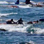 انتشال 35 جثة لضحايا غرق قارب الهجرة قبالة سواحل تونس