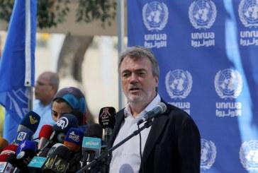 مدير عمليات «الأونروا»: الوضع في غزة «مأساوي»