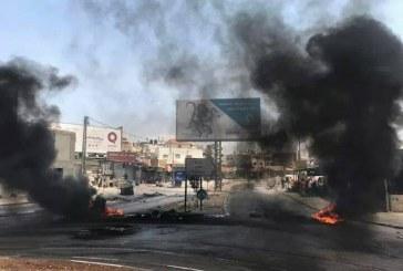 إصابات خلال مواجهات بين الفلسطينيين وجيش الاحتلال في الضفة الغربية