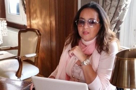 """محاولة """"انتحار"""" الشاعرة  المغربية «وداد بنموسى» .. والأسباب غامضة !!"""