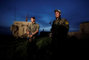 قوات سوريا الديمقراطية تضيق الخناق على الإرهابيين في مدينة الطبقة