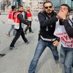 تركيا تعتقل 84 متظاهرا في عيد العمال