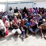 مهاجرون: مهربون في ليبيا يقتلون رجلا بسبب قبعة بيسبول