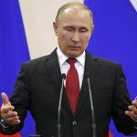 بوتين يعلن رفعا جزئيا للعقوبات التجارية على تركيا