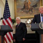 ترامب ملتزم بالعمل لإبرام اتفاق سلام بين إسرائيل والفلسطينيين