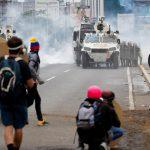 ارتفاع ضحايا احتجاجات فنزويلا إلى ما لا يقل عن 42 قتيلا