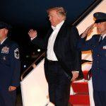 ترامب يغادر واشنطن إلى السعودية في أولى جولاته الخارجية