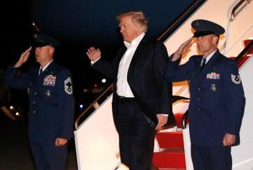 هل سفر ترامب للخارج؟ ينقذه من تبعات عزل «كومي»