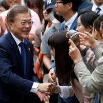 استطلاعات: مون جاي-إن يحقق فوزا ساحقا في الانتخابات الرئاسية الكورية الجنوبية
