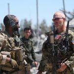 قوات المعارضة المسلحة المدعومة من أمريكا في سوريا تعلن غدا موعد هجوم الرقة