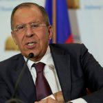 فيديو| وزير الخارجية الروسي: ندعم جهود مصر في مكافحة الإرهاب