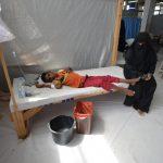 الصليب الأحمر: «الكوليرا» قتلت 180 يمنيا منذ 27 أبريل وأصابت 11 ألفا