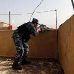 القوات العراقية تحاول تحقيق النصر في معركة الموصل قبل رمضان