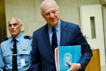 الأمم المتحدة تقترح وثيقة من أجل التمهيد لإعداد دستور جديد في سوريا