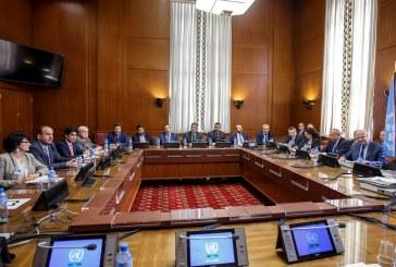 الوفد السوري المعارض في جنيف يعد بعدم مغادرة جولة المفاوضات