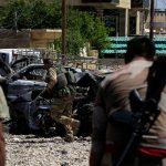 قوات الحشد الشعبي تستولي على قاعدة جوية من «داعش» بالعراق