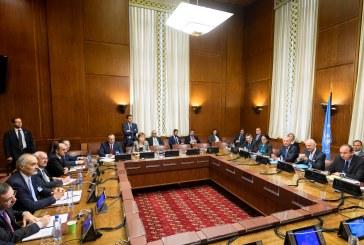 المعارضة السورية تطالب أمريكا بالضغط على روسيا لدعم التفاوض السياسي