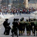 فيديو| إصابة 50 فلسطينيا بغاز الاحتلال في مسيرات متضامنة مع الأسرى بالضفة