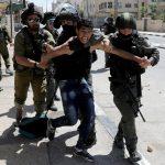 فيديو | إصابه فلسطينية برصاص الاحتلال بعد زعم طعنها جنديا إسرائيليا شمال الضفة