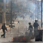 إصابة 8 فلسطينيين برصاص الاحتلال خلال مواجهات في الضفة الغربية