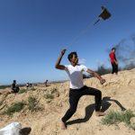 إصابة 4 فلسطينيين برصاص الجيش الإسرائيلي شرق قطاع غزة