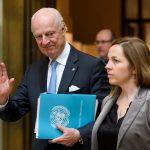 دي ميستورا: الجولة المقبلة من محادثات السلام السورية ستعقد بجنيف في يناير