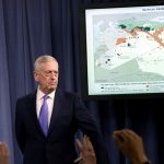 ماتيس: لا مفر من سقوط ضحايا مدنيين في سوريا والعراق