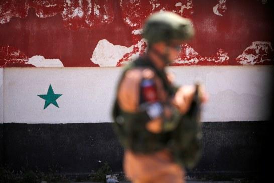 التحالف الدولي يدرب الدفعة الأولى من الشرطة المحلية في محافظة الرقة السورية