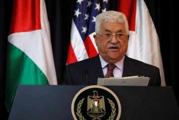 عباس: حرية الشعب الفلسطيني مفتاح الاستقرار في العالم