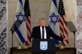 7 مواقف «محرجة» من زيارة ترامب إلى إسرائيل