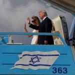 ترامب يروج لهدفه بتحقيق السلام في الشرق الأوسط لكن دون تفاصيل