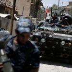 القوات العراقية تقتحم آخر الأحياء الخاضعة للإرهابيين في غرب الموصل